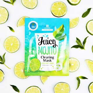 Juicy Mojito Clearing Mask
