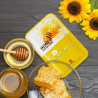 Skin Soft Mask Honey