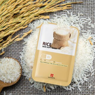 Skin Soft Mask Rice